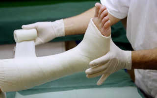 Виды переломов и их классификация