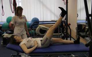 Реабилитация после операции при переломе бедра