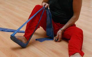 Реабилитация после перелома лодыжки