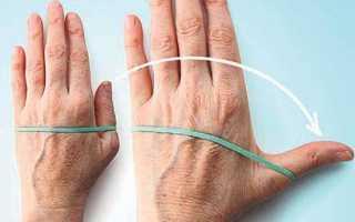 Как разработать палец после перелома. Лучшие методы