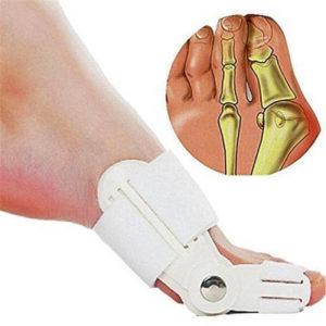 перелом пальца ноги