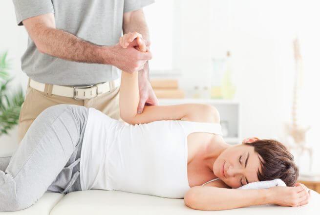 ЛФК после травмы спины