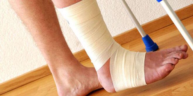 Реабилитация после операции при переломе лодыжки