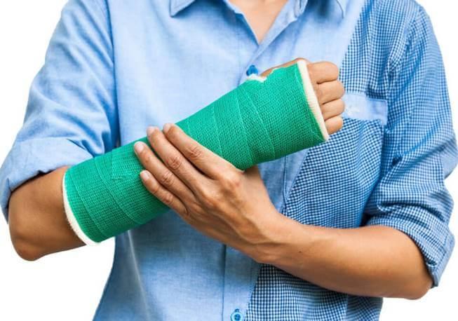 Эластичный бинт после перелома — Все про суставы