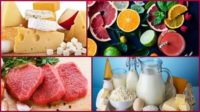 Что кушать при переломе бедренной кости