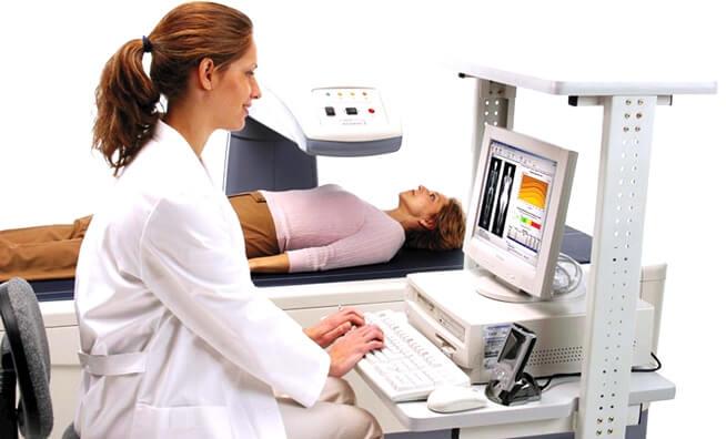 Диагностика остеопороз