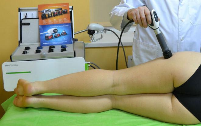 Физиотерапевтические процедурами