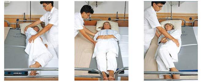 Как переодеть пациента