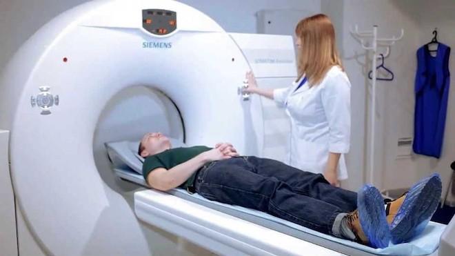 Компьютерная томография (КТГ) лицевого черепа