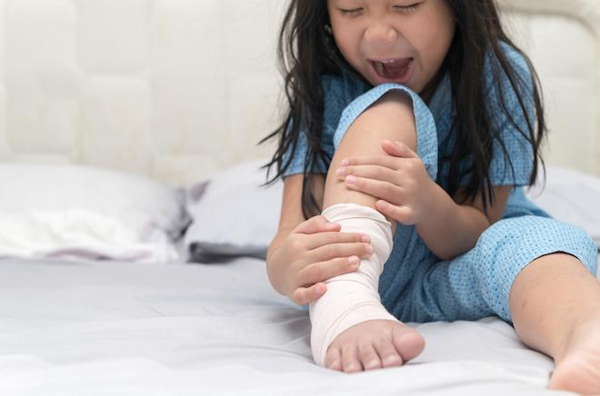 Особенности травмы у детей